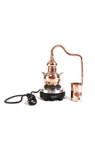 'CopperGarden®' Destille Alembik 0,5 L, elektrisch - 5