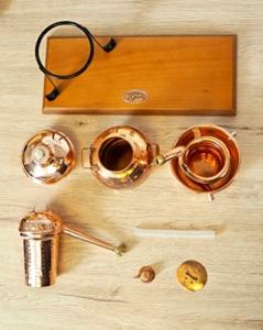 Schnaps selber machen - CopperGarden® Destille Arabia