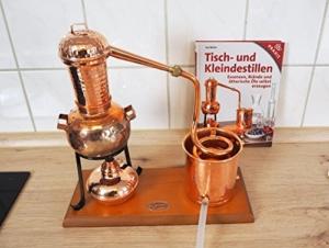Rezepte - CopperGarden® Destille Arabia 0,5 Liter mit Zubehör