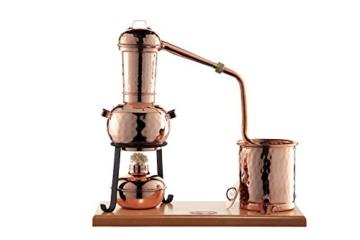 'CopperGarden®' Destillieranlage 0,5L Arabia mit Aromasieb - 4