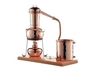 'CopperGarden®' Destillieranlage 0,5L Arabia mit Aromasieb - 5