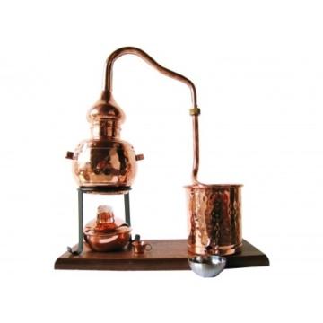 "Destille, Destillieranlage, 0,5 L, Modell ""Alambic Classico"". - 1"