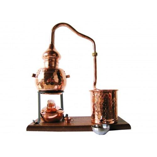 dr richter destille 0 5 l alambic classico schnaps selber machen ratgeber. Black Bedroom Furniture Sets. Home Design Ideas