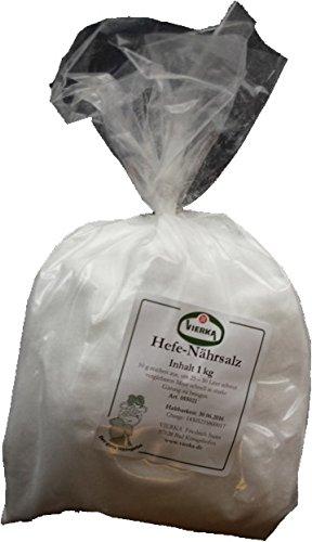Hefenährsalz – Vierka – reines hochwertiges Diamonphosphat – 1kg -