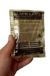 """""""Prestige"""" Turbohefe Black Label 14% - reintönig vergärende Edelhefe mit Hefenährsalz für die Obstbrennerei und Obstweinherstellung - 1"""