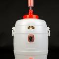Speidel Fass Getränkefass Mostfass 30L lebensmittelecht rund mit Zubehör - 2