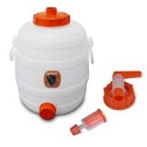 Speidel Getränkefass 20 Liter Rund + Gärspund + Hahn - 1