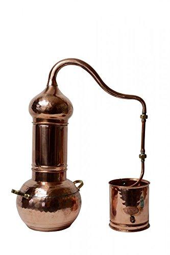 Copper Garden Destille - Kolonnenbrennerei 2 Liter - 1