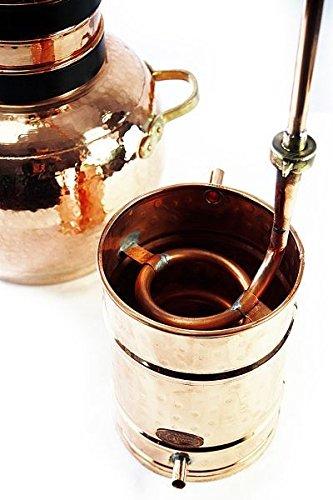 Copper Garden Destille - Kolonnenbrennerei 2 Liter - 2
