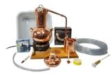 """CopperGarden"""" Tischdestille Arabia 2 Liter ❁ Sorgenfrei Paket mit Zubehör ❁ Legale Destille Zum Alkoholsteuergesetz 2018 - 1"""