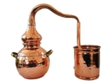 "Destille ""Alambic Classico"", ca. 0,5 Liter - 1"